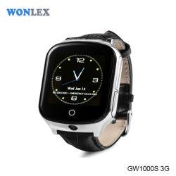 Maakt het Slimme Horloge Gw1000s Smartwatch van de Jonge geitjes van de drijver voor Kinderen het Horloge van de Telefoon van de Cel waterdicht