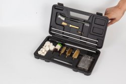 Shotgun Cleaner Kit Gun Cleaning Kit bore Brushes Gun Accessoires Jagen schieten
