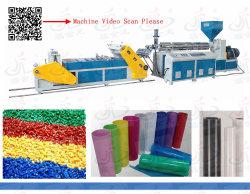 Plastic Blad die de Apparatuur van de Extruder van de Lijn van Machines maken