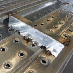 Оцинкованной стали сооружением мостик металлические совершить прогулку с крюка