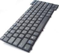 Черный клавиатуры ноутбука для HP NC6120 378248-001