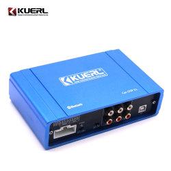 Heißer verkaufen31 EQ Auto-Audioverstärker-Prozessor StereoBluetooth DSP Auto-Verstärker-Stützcomputer/androides Telefon