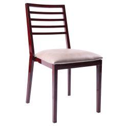 Оптовая торговля используется современный ресторан Кафе ресторанов заместитель председателя металла современной мебелью.