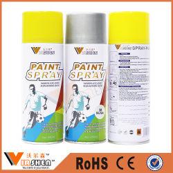 La vernice poco costosa dei graffiti inscatola la vernice di spruzzo dell'imballaggio 450ml