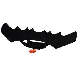Bonitinha Bat asas para Pet Cão Gato Halloween Trajes Vestuário Cosplay Natal Funny Xmas Spider Dress Up Produtos Pet