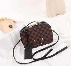 新しいデザイナーブランドのハンドバッグ、女性標準的な方法Neonoeのショッピングベルト袋の女性L ** Vの本革のレプリカのハンドバッグ、旅行はハンドバッグを遊ばす
