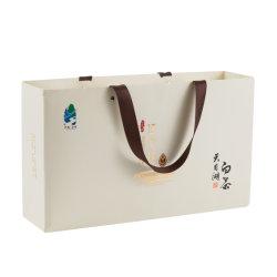 Detalladamente elaborado bolsa de té y grandes y hermosas