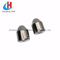 専門の切断の堅い金属の炭化タングステンの織物の挿入、堅い金属の炭化タングステンボタン
