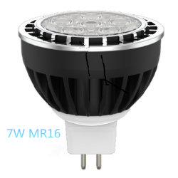 Поощрение яркости 7W РУКОВОДСТВО ПО РЕМОНТУ16 привели прожектор с 1 года гарантии