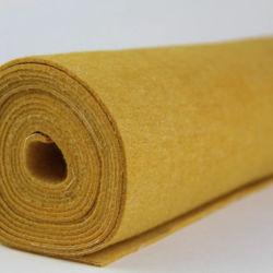 L'ago non tessuto del polipropilene ha perforato il feltro per filtrazione industriale della polvere
