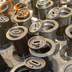 Fr124 fonte de fer noir/gris/fonte ductile Boîte de surface