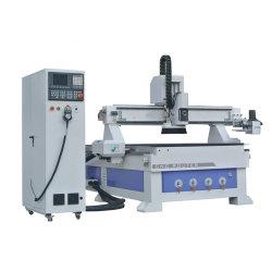1300X2500mm machen hölzerne die Tür-Möbel Künste hölzerne CNC-Fräser-Stich-Holzbearbeitung-Maschinerie-Maschine für das Schnitzen 3D in Handarbeit