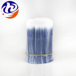 Pinceau conique creux solide de monofilaments de polyester PBT PET