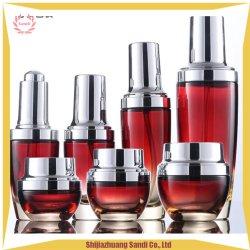 20g30g50g30ml50ml100m freies Beispielkosmetische Glasflasche und Glas-Behälter