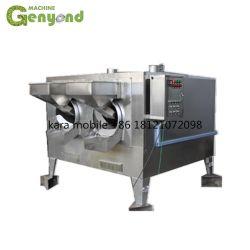Chinesisches industrielles Gas gebratene weiße Kaffeebohne-Röster-Maschine