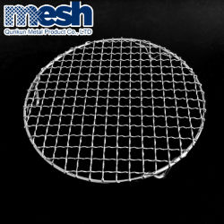 Handle BBQ Grill Netting BBQ Mesh Grill