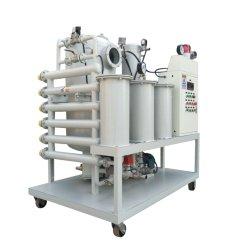 Post 6000 van de Distributie van de macht de VacuümInstallatie van de Dehydratie van de Olie van de Transformator LTR/Hour