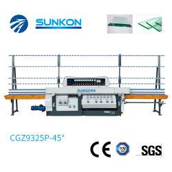 (CGZ9325P-45) controlo PLC triturador de vidro vertical
