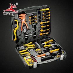 63 PCS do conjunto de ferramentas Manuais para uso doméstico