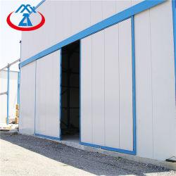 Хорошее качество стали/Custom промышленных сдвижной двери