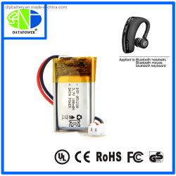 Petit prix d'usine pao au lithium polymère 3,7 V 100mAh Batterie Lipo