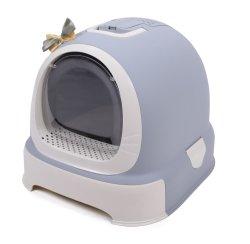 Casella ovale della toletta del gatto dei prodotti dell'animale domestico di nuovo disegno alla moda di Speedypet, addestramento della toletta del gatto