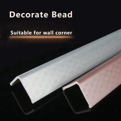 O canto de faixa de metal Proteger Material Plástico Personalizado