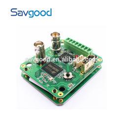 Sg-Tb01-3SDI 3-В1 Код платы управления преобразования для Lvds SDI HDMI CVBS для заднего борта Fcb модуль для цифровой фотокамеры Sony