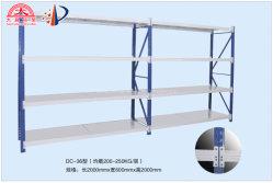 Alambre de acero ligero de la unidad de almacenamiento en estanterías de Casa Garaje Organizador estante