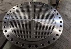 堅い許容ASTM B265 Gr. 2コンデンサーのための純粋なチタニウムの管の版