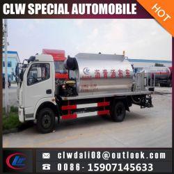 Clwの情報処理機能をもったアスファルトディストリビューターのトラックのアスファルト噴霧のトラックの瀝青のトラック