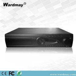 WDM 32CH 4K-N 6 in 1 하이브리드 8HDD 2U CCTV 보안 네트워크 비디오 녹화 DVR