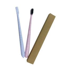 Nuovo Toothbrush biodegradabile di PLA dell'amido di mais dell'OEM 100% di disegno di Perfct