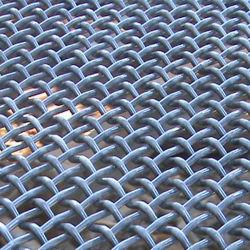 Yaqi per impieghi gravosi per fili metallici a rete crimpati quadrati industriali