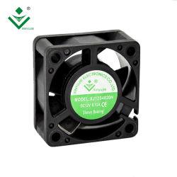 Mini de alta velocidad del ventilador de refrigeración industrial 4020 12V Módulo láser pequeño Fan