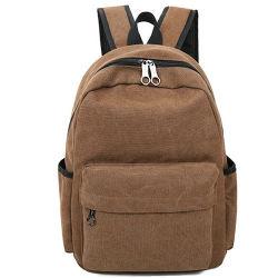 Unisex Senderismo ocio al aire libre Viajes estudiantes hombro la mochila de lona