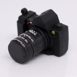 Forma della fotocamera PVC materiale USB Flash Drive Photo Studio USB Stick Keepsakes Pen Drive