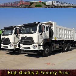 سعر المصنع 336HP 371HP 6X4 20t-40t تحميل جديد و مستخدم شاحنة قلابة تفريغ HOWO ذات حالة ممتازة وأفضل السعر