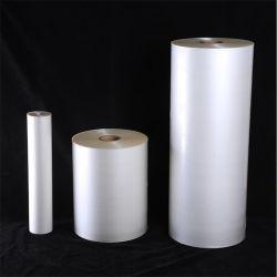 Fosco térmica Etiqueta Brilhante Imprimir BOPP filme transparente