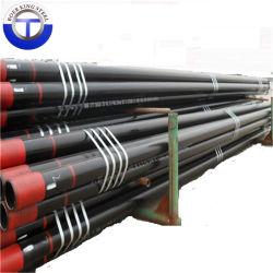 API 5 CT J55 K55 P110 L80 13Cr Tube de tuyaux en acier sans soudure