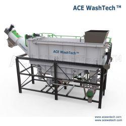 Гибкая Стиральная машина для переработки пластиковых бутылок для воды