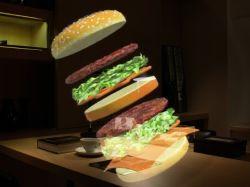 3D 먼 홀로그램 선수 자필 화상 진찰 램프