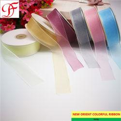 На заводе оптовой индивидуальные Корея сверкание яркий чисто ленты с достаточно подвести итоги и срок поставки для обвязки/декора/Рождество/дуги