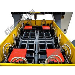 Table de travail double cnc machine de forage de la plaque PD16c avec le meilleur prix
