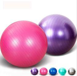 高品質スリップ防止Gymballのスイスの球