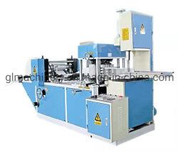 1/4 fois 230*230mm Dîner de gaufrage serviette en papier Making Machine