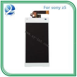 شاشة LCD للهاتف المحمول لشاشة LCD التي تعمل باللمس Z5/Z4/Z3/Z2/Z1 من سوني