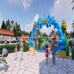 2020 nuovi giochi dell'acqua della strumentazione della sosta dell'acqua per divertimento