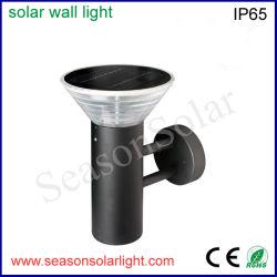 高い内腔の省エネIP65屋外の照明LED太陽エネルギーランプ5Wの太陽壁ランプ