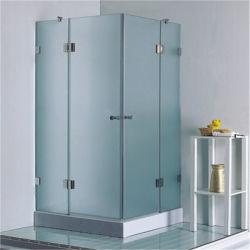 ركن يليّن زجاجيّة مفصّل حمام حجيرة حجم [900إكس900]